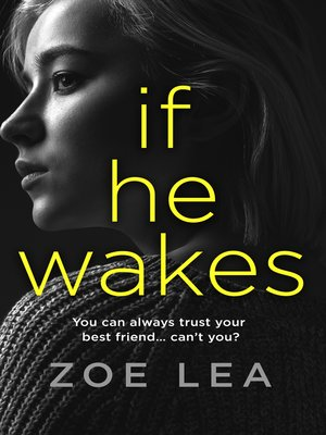 cover image of If He Wakes