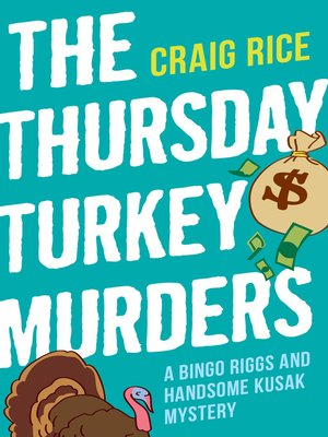 cover image of The Thursday Turkey Murders
