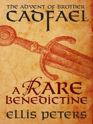 cover image of A Rare Benedictine