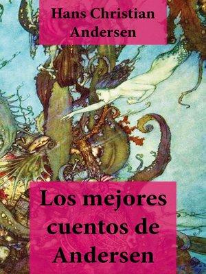 cover image of Los mejores cuentos de Andersen
