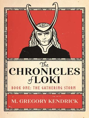 cover image of The Chronicles of Loki, Book 1