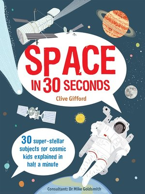cover image of Space in 30 Seconds