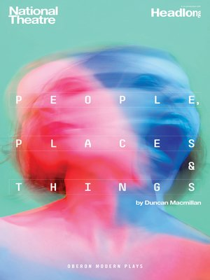 cover image of People, Places & Things