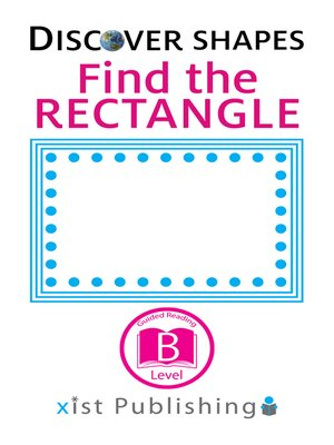 cover image of Find the Rectangle