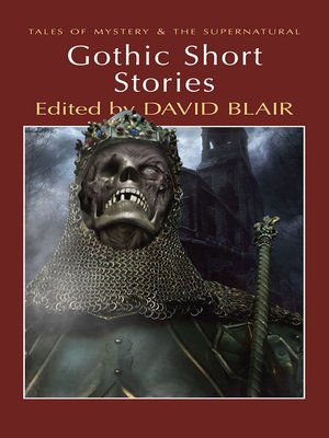 cover image of Gothic Short Stories