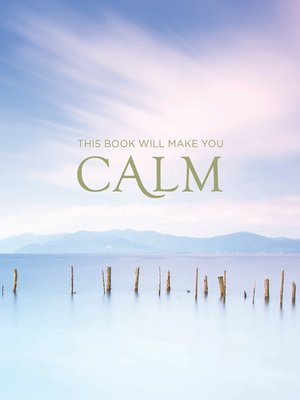 cover image of This Book Will Make You Calm