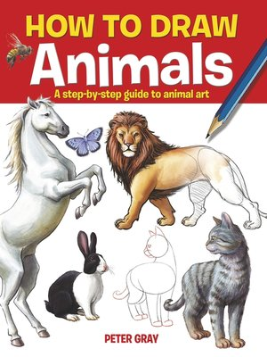 cover image of How to Draw Animals
