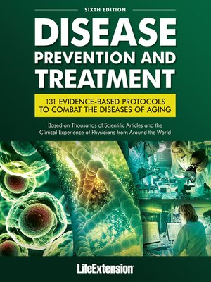 cover image of Disease Prevention and Treatment, 6th ed.