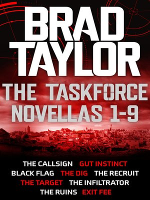 cover image of Taskforce Novellas 1-9 Boxset
