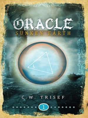 cover image of Oracle--Sunken Earth (Volume 1)