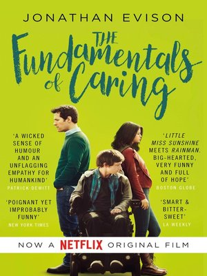 cover image of The Fundamentals of Caring