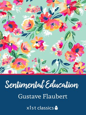 cover image of Sentimental Education