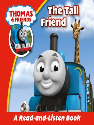 cover image of The Tall Friend