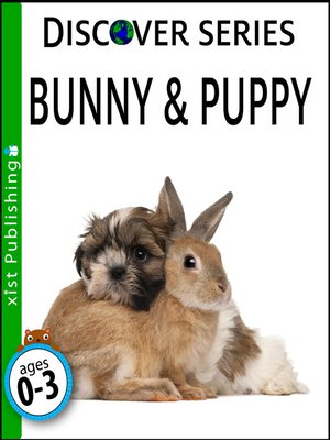 cover image of Bunny & Puppy
