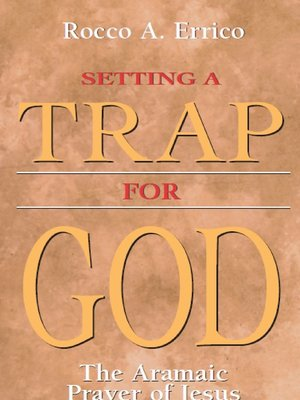 cover image of Setting a Trap for God