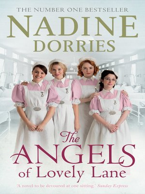 cover image of The Angels of Lovely Lane