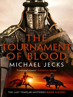 cover image of The Tournament of Blood