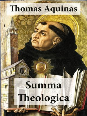 cover image of Summa Theologica