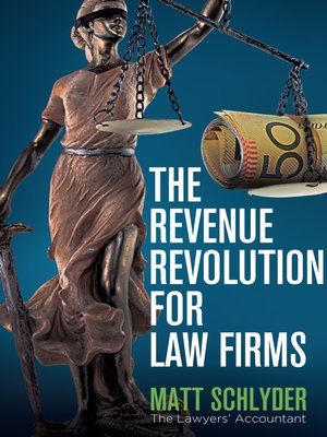 cover image of The Revenue Revolution for Law Firms