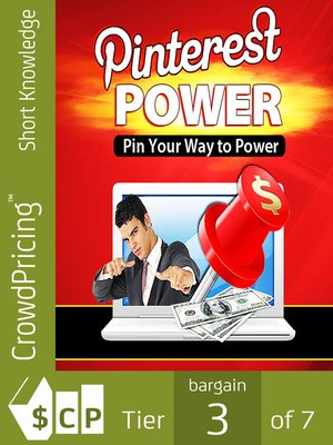 cover image of Pinterest power