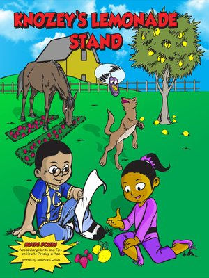 cover image of Knozey's Lemonade Stand