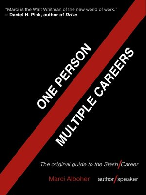 cover image of One Person / Multiple Careers