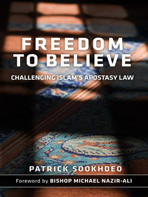 cover image of Freedom to Believe