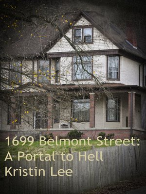 cover image of 1699 Belmont Street