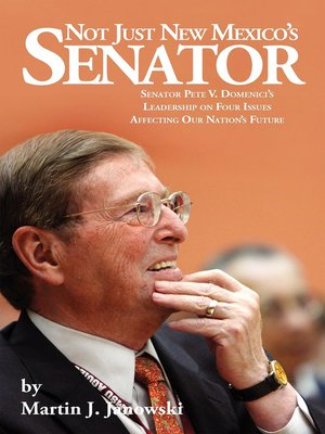 cover image of Not Just New Mexico's Senator