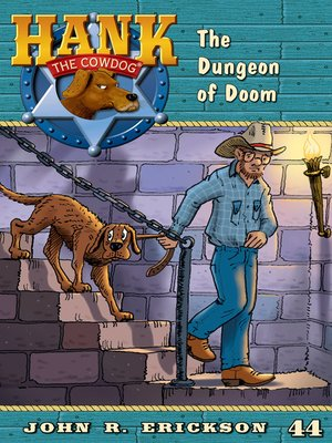 cover image of The Dungeon of Doom
