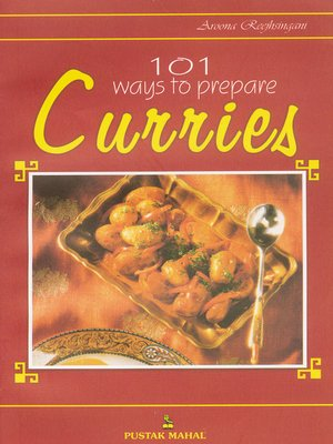 cover image of 101 Ways to Prepare Curries