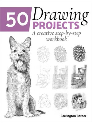 cover image of 50 Drawing Projects