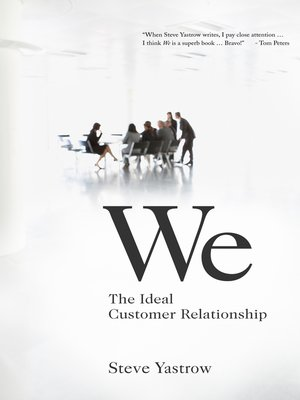 cover image of We