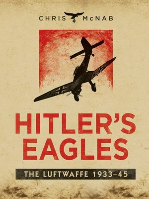 cover image of Hitler's Eagles