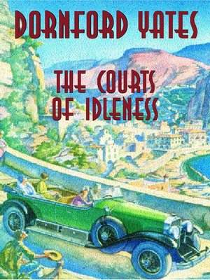 cover image of The Courts of Idleness