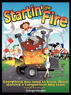 cover image of Startin' the Fire