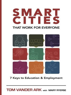 cover image of Smart Cities That Work for Everyone