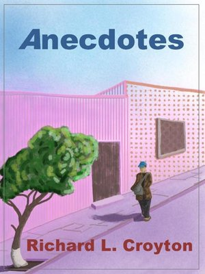 cover image of Anecdotes