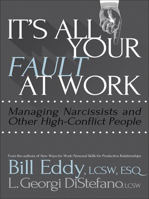 cover image of It's All Your Fault at Work!