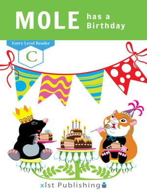 cover image of Mole has a Birthday