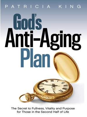 cover image of God's Anti-Aging Plan