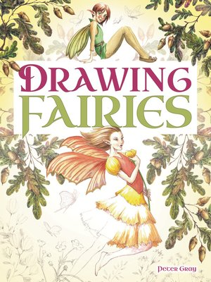cover image of Drawing Fairies