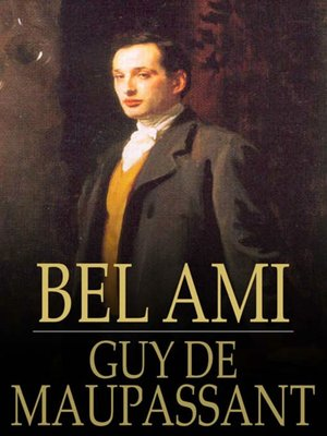 cover image of Bel Ami