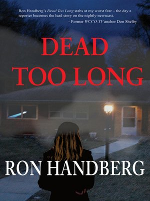 cover image of Dead Too Long