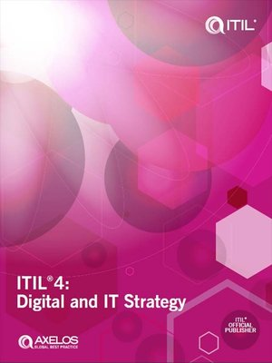 cover image of ITIL® 4