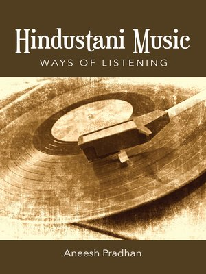 cover image of Hindustani Music
