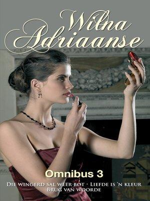 cover image of Wilna Adriaanse Omnibus 3