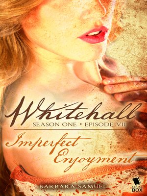 cover image of Imperfect Enjoyment (Whitehall Season 1 Episode 7)