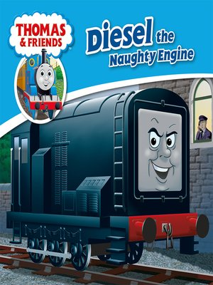 cover image of Diesel the Naughty Engine