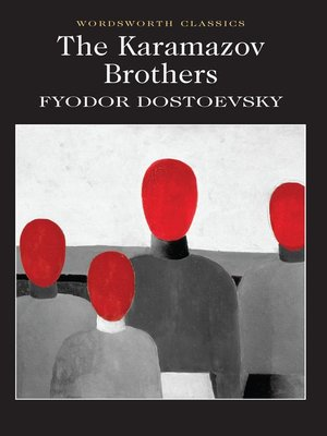 cover image of The Karamazov Brothers